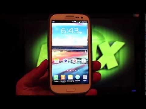 Verizon Galaxy S III Touchwiz JellyBean 4.1.1 JellyWiz RLS9 Rom [Full Review]