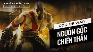 [Game Classic] God Of War - Nguồn gốc chiến thần