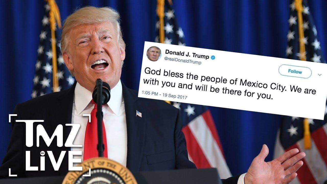 Donald Trump: Friend Of Mexico Now?   TMZ Live
