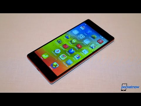 Lenovo Vibe X2 Pro Hands-On: A Beautiful Tiramisu of a Smartphone
