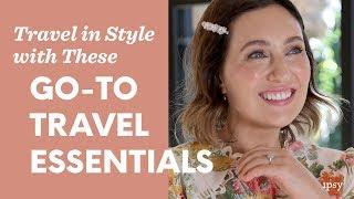 GO-TO SKINCARE Founder Shares Her Travel Essentials