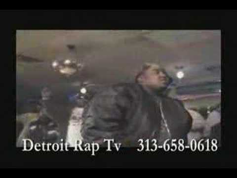 detroit rap tv open