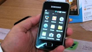 Samsung Star 3 s5220 review HD ( in Romana ) - www.TelefonulTau.eu. samsung