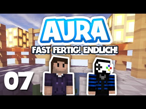 Die Grundplattform! + GermanLetsPlay | Minecraft AURA #07 | Zombey