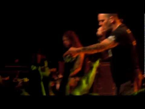 Metal Masters 4 - Five Minutes Alone 9/7/2012 Phil Anselmo NYC