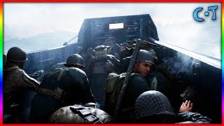 Surviving D-Day - Call of Duty: WWII