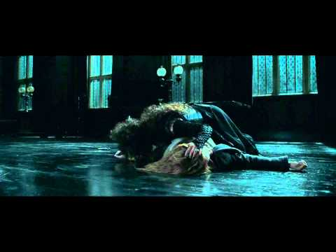 Hermione being Tortured by Bellatrix in Harry Potter and the Deathly Hallows Part 1 (HD)