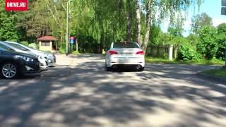 2012 Hyundai i40 — За кадром