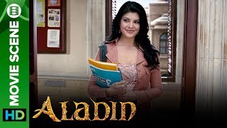 Jacqueline's first day of college | Aladin