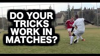 Best soccer moves to beat a defender | Effective football tricks | Soccer skills to use in a game