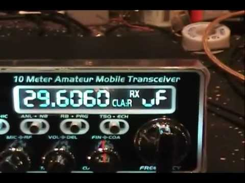 Stryker 955HPC 10 Meter Radio Review Part 1