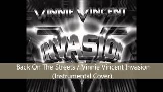 Watch Vinnie Vincent Invasion Back On The Streets video