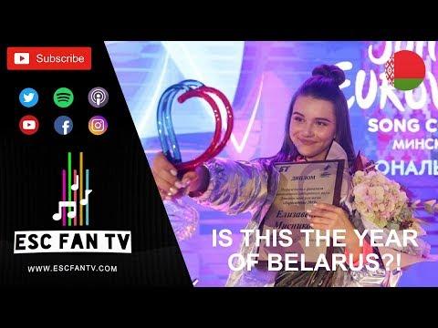 Junior Eurovision 2019 Belarus Review | Liza Misnikova - Pepelny (Ashen)