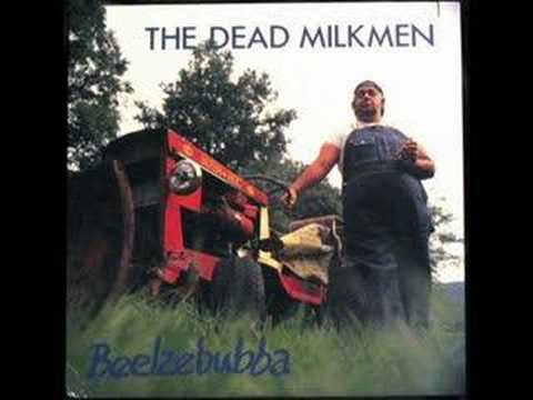 Dead Milkmen - I Walk The Thinnest Line