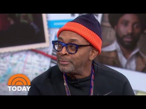 Spike Lee On The Buzz Surrounding 'BlacKkKlansman' | TODAY
