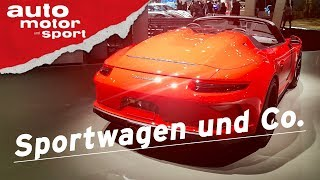 Auto Highlights 2019 - New York Auto Show I auto motor und sport