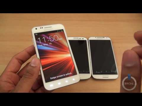 Galaxy S2 vs.Galaxy S3 vs. Galaxy S4