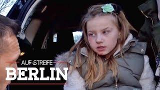 Zwillinge (9) in Gefahr! Wo ist der Vater und die beiden Kinder? | Auf Streife - Berlin | SAT.1 TV