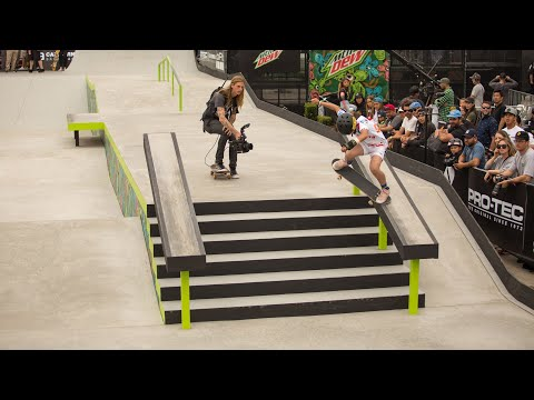 Women's Street Final Live Webcast | 2019 Dew Tour Long Beach
