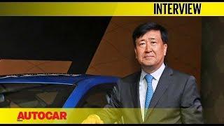 Y K Koo - MD & CEO Hyundai India   Interview   Autocar India