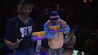 Mels & Candyman VS Slim boogie & Greenteck   FINAL  Fusion concept world final
