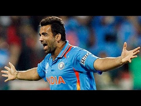 Legend reacts to Zaheer Khan retirement