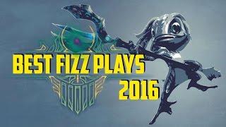 download lagu Best Fizz Plays Compilation  League Of Legends gratis