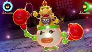 Mario Tennis Aces-Bowser Jr Vs Boom Boom