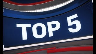 Top 5 Plays of the Night: November 9, 2017