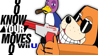 Literally, We're on a DUCK HUNT! - Know Your Moves… in Super Smash Bros.