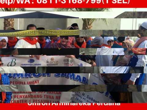Foto jadwal umroh ramadhan arminareka