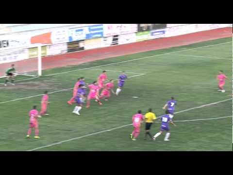 La Hoya Lorca 1 - La Roda 0 (26-10-14)