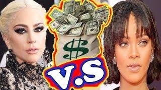 Lady Gaga Vs Rihanna How Is Winner .