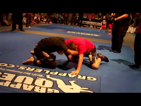 Jean-Paul LeBosnoyani Grapplers Quest Las Vegas