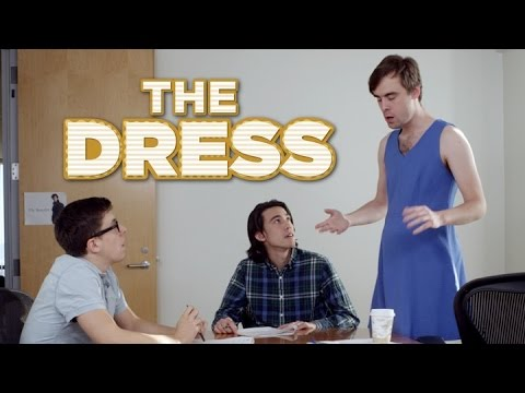 """Our Big """"The Dress"""" Sketch"""