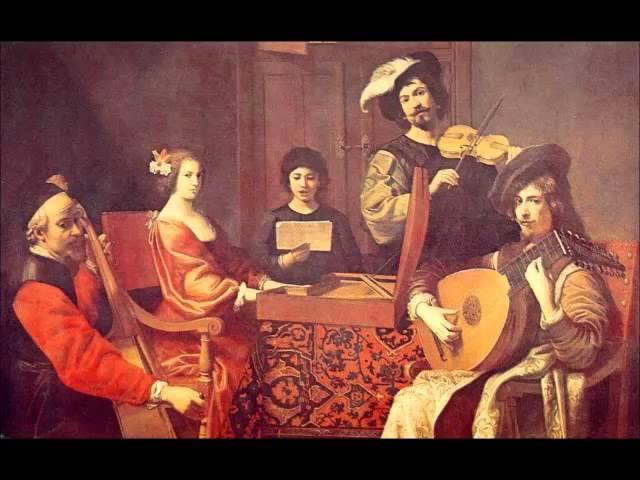 B. de Selma y Salaverde, Vestiva Hi Colli (Violone, Laute: Ensemble Laudino)