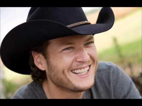 Blake Shelton - All Over Me