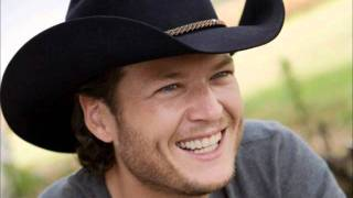 Blake Shelton - All over Me