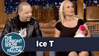 Download Lagu Ice T and Coco Bring Baby Chanel to The Tonight Show Gratis STAFABAND