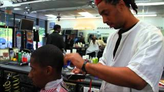 Mount Salem Video - Platinum Palace Barber Salon in Winston-Salem, NC