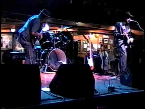 CHARLES E. SHAW (IN FROM THE STORM) (JIMI  HENDRIX) (LIVE) (115 BOURBON ST.)