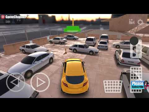 Real Car Parking 2017 Street 3D / Car Parking Games / Android Gameplay Video #3