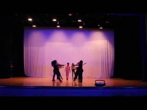Beach Channel High School Dance Practice