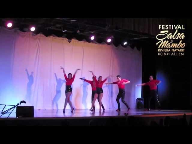 Ballare - Riviera Nayarit Salsa & Mambo Festival 2013