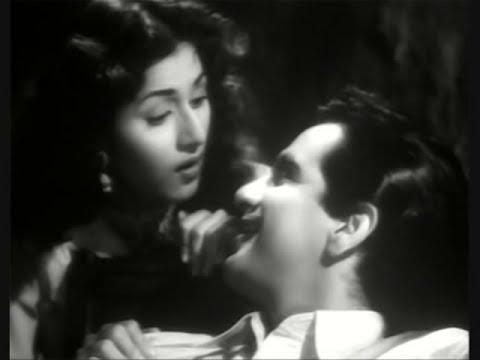 Nain Mile Nain Hue Bawre..tarana 1951-talat -lata-anil Biswas-tum Jio Hazaron Saal Yusuf Khan video