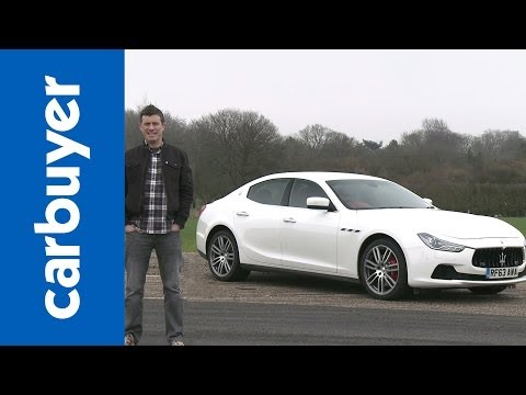 Maserati Ghibli saloon 2014 review - Carbuyer