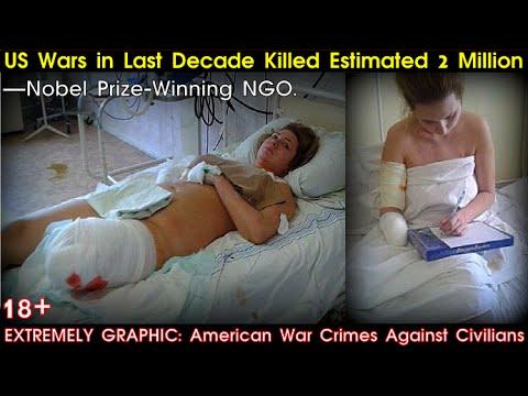 #US wars in last decade killed estimated 2 million ―Nobel Prize-Winning NGO