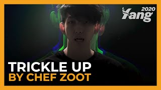Trickle Up by Chef Zoot | An Andrew Yang for President Song