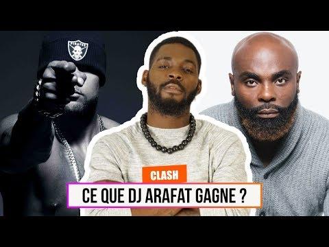 Download Lagu Clash Kaaris - Booba :  Ce que gagne DJ Arafat MP3 Free