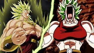 Legendary Kale and Broly
